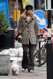 Laura Whitmore - Out in London 01/18/2021