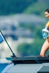 Lauren Silverman in a Swimsuit - Barbados 01/05/2021