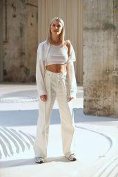 Lena Gercke - LeGer Fashion Show Berlin 01/24/2021