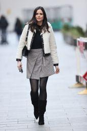 Lilah Parsons Cute Style - London 12/31/2020