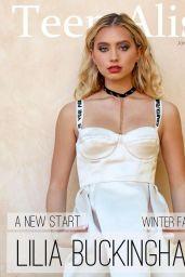 Lilia Buckingham - Teen Alist Magazine January 2021