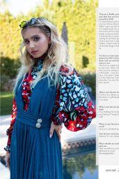 Lilia Buckingham - Teen Alist Magazine January 2021 Issue