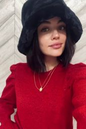Lucy Hale 01/01/2021