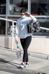 Lucy Hale Casual Style - LA 01/04/2020