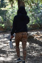 Lucy Hale - Out for a Hike in Studio City 01/26/2021