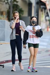 Lucy Hale - Out in Los Angeles 01/06/2021