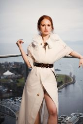 Madelaine Petsch - Photoshoot for Flaunt Magazine January 2021