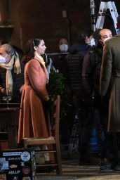 """Matilda De Angelis - """"Across The River And Into The Trees"""" Set in Venice 01/14/2021"""