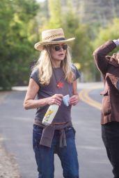 Meg Ryan - Hike in Los Angeles 01/13/2021
