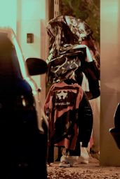 Megan Fox and Machine Gun Kelly - Los Angeles 01/10/2021