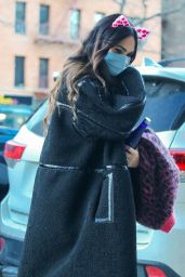 Megan Fox - Out in NYC 01/28/2021