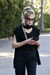 Melanie Griffith - Out in Beverly Hills 01/09/2021