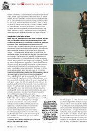 Milla Jovovich - Fotogramas Magazine January 2021 Issue