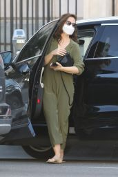 Minka Kelly - Out in LA 01/15/2021