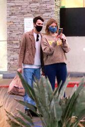 Mischa Barton - Out in Los Feliz 01/03/2021