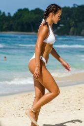 Montana Brown - Beach in Barbados 01/02/2021