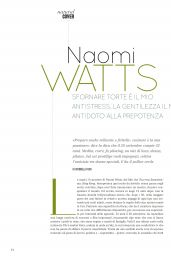 Naomi Watts - Natural Style Magazine September 2020 Issue