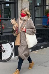 Naomi Watts - Out in New York City 01/22/2021