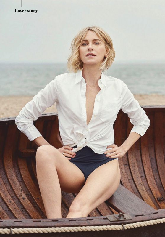 Naomi Watts - The Australian Womens Weekly January 2021 Issue