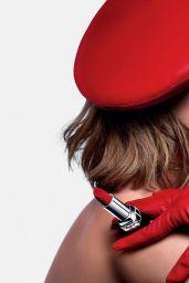 Natalie Portman - Dior Rouge Lipstick Campaign 2021