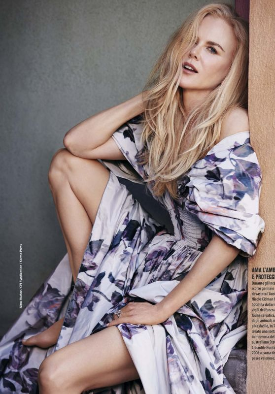 Nicole Kidman - Natural Style Magazine November 2020 Issue