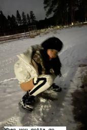 Nina Dobrev 01/11/2021
