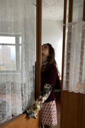 Olga Obumova - Badlon Magazine January 2021 (more photos)