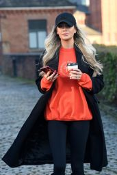 Olivia Attwood - Out in Castlefield in Manchester 01/09/2021