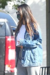 Olivia Munn - Out in Los Angeles 01/14/2021