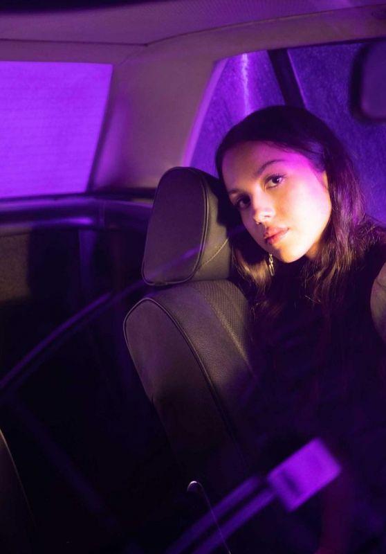 "Olivia Rodrigo - ""Driver's License"" Single Promo Photos (2021)"
