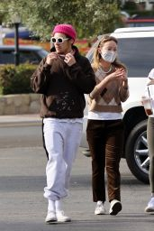 Olivia Wilde and Harry Styles - Out in Santa Barbara 01/04/2021