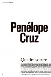 Penélope Cruz - Marie Claire France February 2021 Issue