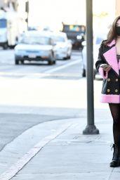 Peyton Roi List Cute Street Style - LA 01/09/2021