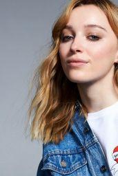 Phoebe Dynevor - Grazia Magazine UK 01/11/2021 Issue