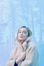 Phoebe Dynevor - The Observer The New Review January 2021
