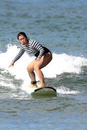 Priscilla Chan - Surfing in Hawaii 01/06/2021