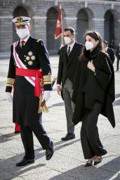 Queen Letizia - New Year