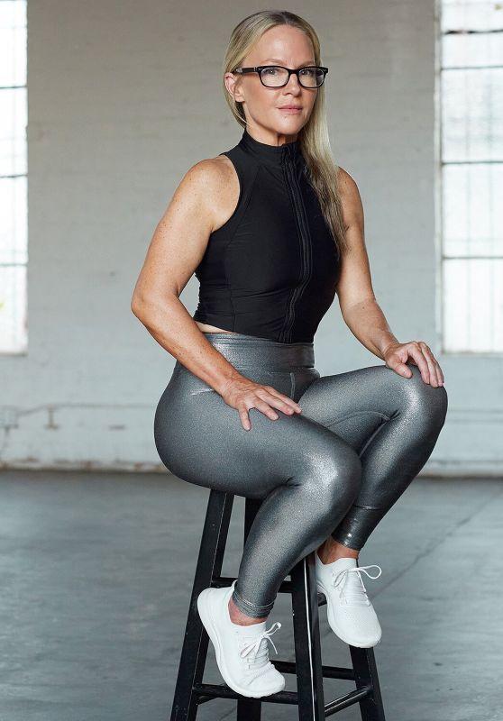 Rachael Harris - Photoshoot for People Magazine January 2021