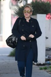 Rebel Wilson - Arrives at a Hair Salon in West Hollywood 01/04/2021