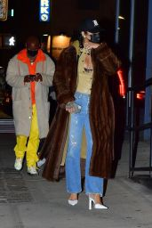 Rihanna Night Out Style - New York City 01/19/2021 ...