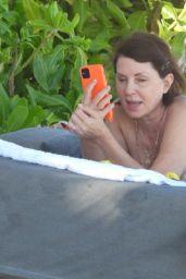 Sadie Frost on Tulum Beach 01/06/2021