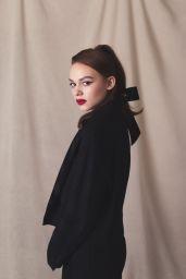 Sadie Soverall - Square Mile Magazine January 2021