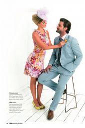 Samara Weaving - Herald Sun 2012 Issue