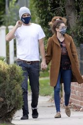Sarah Hyland - Out in Los Angeles 01/19/2021