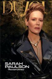 Sarah Paulson - DuJour Media January 2021
