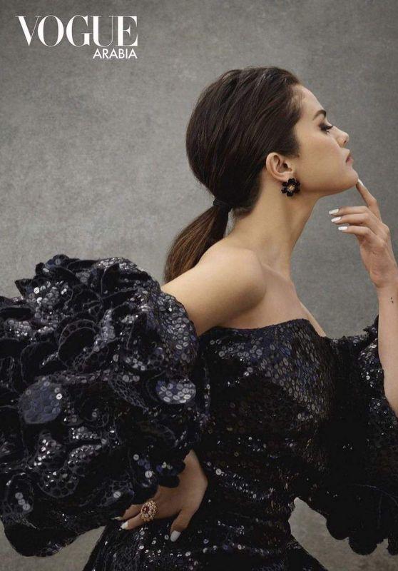 Selena Gomez – Vogue Arabia January 2021 (+1)