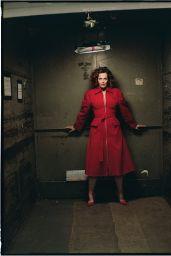 Sigourney Weaver - InStyle Magazine February 2021