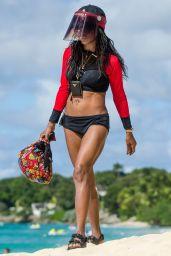 Sinitta - Beach in Barbados 12/31/2020
