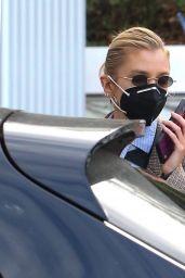 Stella Maxwell - Getting Gas in LA 01/29/2021