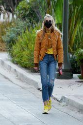 Stella Maxwell Street Style - LA 01/16/2021